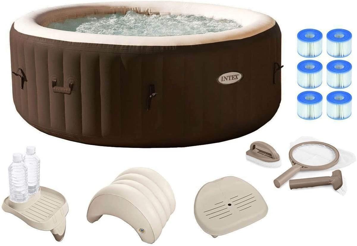 Top 5 Inflatable Spa Accessories You should buy